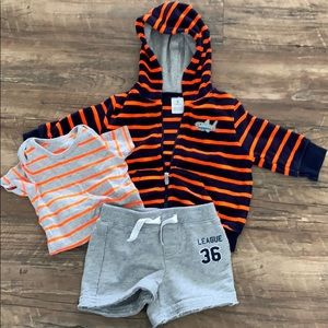 3 month outfit baby boy